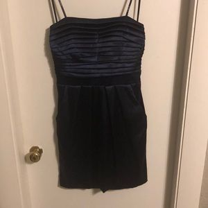 Dresses & Skirts - Navy Blue cocktail dress with pockets